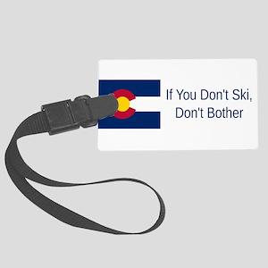 Colorado Humor #1 Luggage Tag