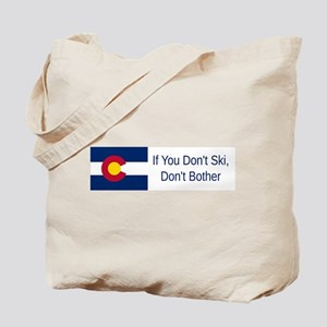 Colorado Humor #1 Tote Bag