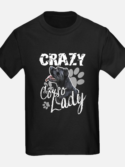 Cane Corso Lady Shirt T-Shirt