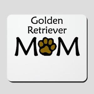 Golden Retriever Mom Mousepad