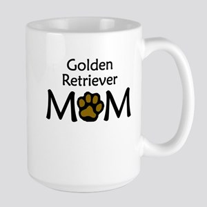 Golden Retriever Mom Mugs