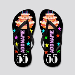 Awesome 55Th Flip Flops