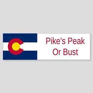 Colorado Motto #3 Bumper Sticker