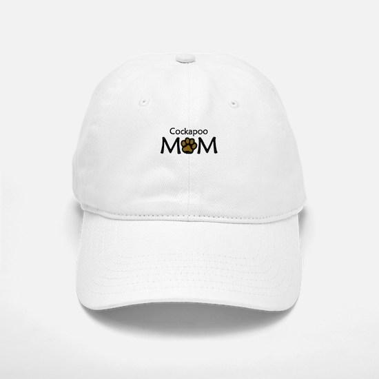 Cockapoo Mom Baseball Baseball Baseball Cap