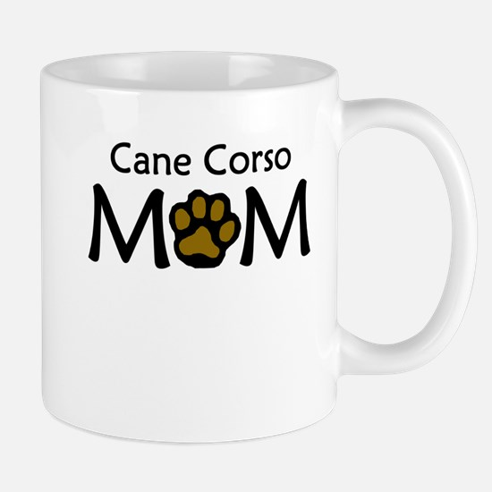 Cane Corso Mom Mugs