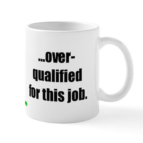 'Unchallenged?' Mug (small)