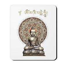 Classic Buddha Mousepad