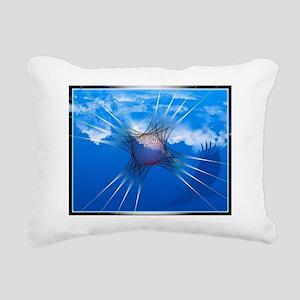 Native Sky Rectangular Canvas Pillow