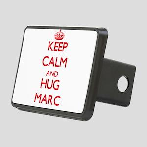 Keep Calm and HUG Marc Hitch Cover