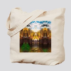 Ayahuasca Journey Tote Bag
