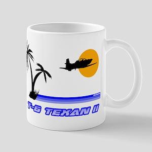 Retro T-6 Mug