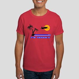 Retro T-6 Dark T-Shirt