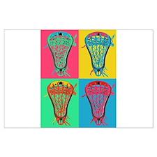 Lacrosse BIG 4 Posters