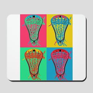 Lacrosse BIG 4 Mousepad