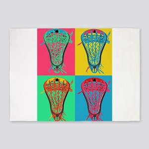 Lacrosse BIG 4 5'x7'Area Rug
