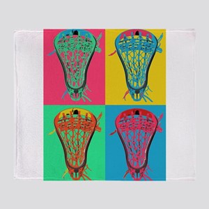Lacrosse BIG 4 Throw Blanket
