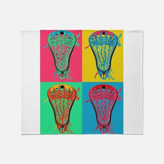 Lacrosse BIG 4 Throw Blanket