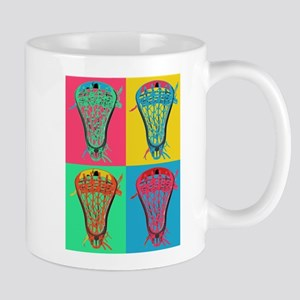 Lacrosse BIG 4 Mugs
