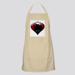 Rescue Kees - heart Apron