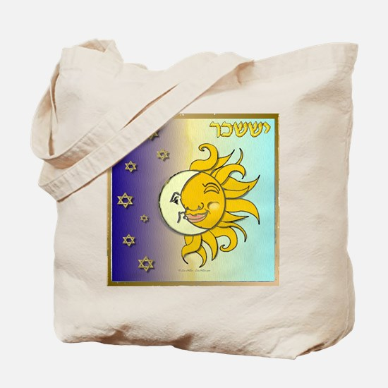12 Tribes Israel Issachar Tote Bag