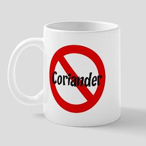 Anti Coriander Mug