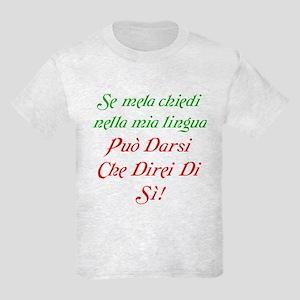 The italian Kids Light T-Shirt