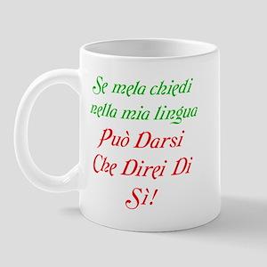 The italian Mug