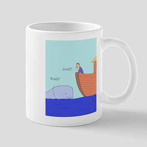 Noah? Jonah? Mugs