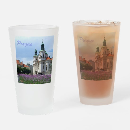 Prague souvenir Drinking Glass