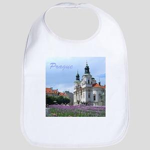 Prague souvenir Bib