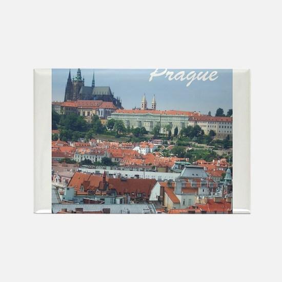 Prague city souvenir Magnets