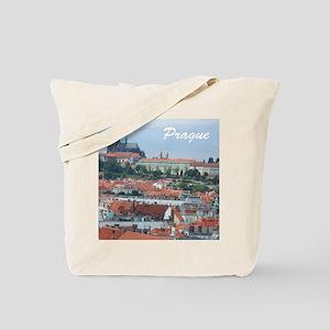 Prague city souvenir Tote Bag