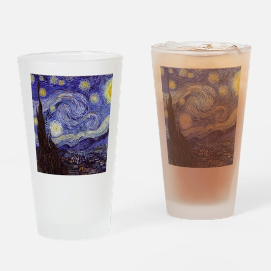 Starry  Drinking Glass