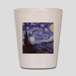Starry  Shot Glass