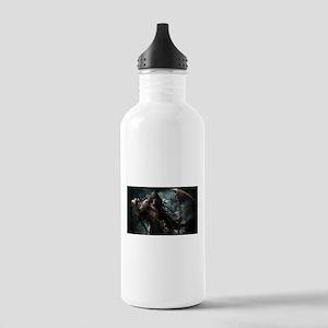 Death1 Water Bottle