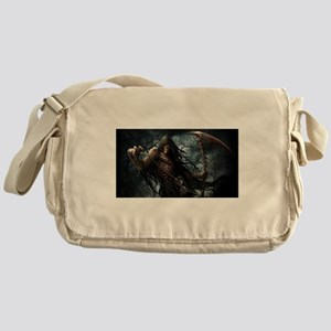 Death1 Messenger Bag