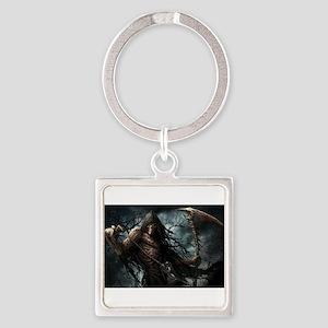 Death1 Keychains
