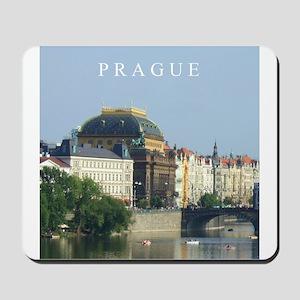 Prague State Opera House Mousepad