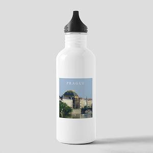 Prague State Opera House Sports Water Bottle