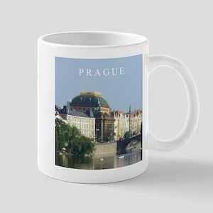Prague State Opera House Mugs