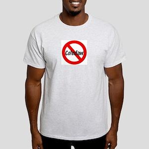 Anti Coleslaw Light T-Shirt