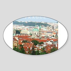 Prague Czech Republic souvenir Sticker