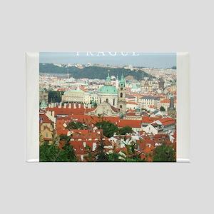 Prague Czech Republic souvenir Magnets
