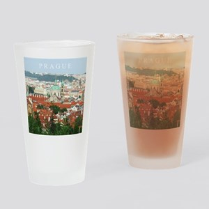 Prague Czech Republic souvenir Drinking Glass