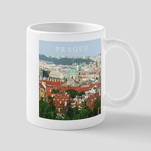Prague Czech Republic souvenir Mugs