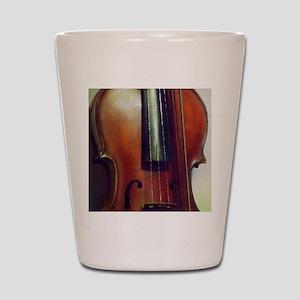 The Beautiful Viola Shot Glass