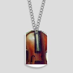The Beautiful Viola Dog Tags