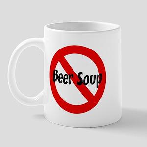 Anti Beer Soup Mug