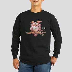 Cute Owl Long Sleeve T-Shirt