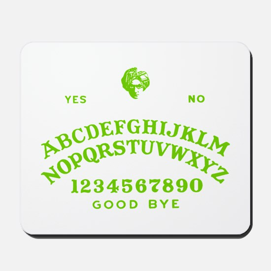 Talking Board Mousepad